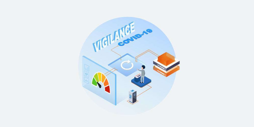 Vigilance COVID-19 : Evolutaion du score de solvabilité Infolegale