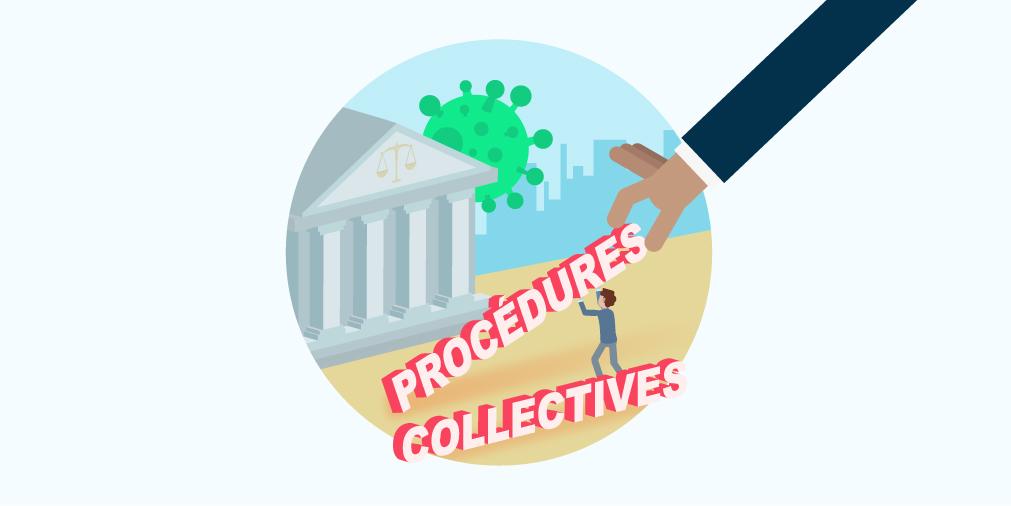 Procédure collectives depuis l'ordonnance relative aux entreprises en difficulté